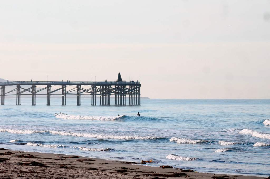 Surfing San Diego, Surfing the California Coast