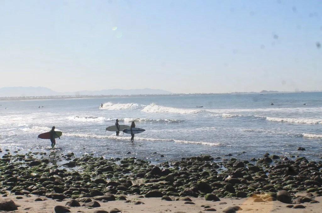 Surfing Ventura, Surfing the California Coast