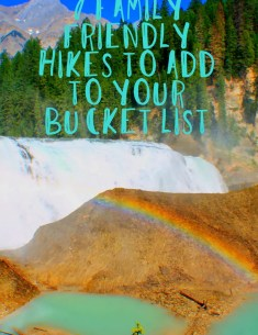 7 Family Friendly Hikes PIN