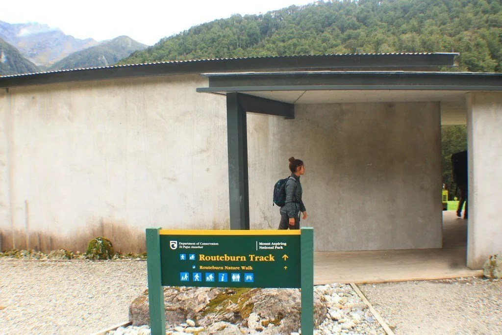 Routeburn Shelter to Routeburn Flats Hut: How to Backpack the Routeburn Track