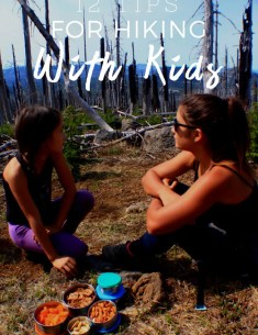 12 tips for hiking with kids