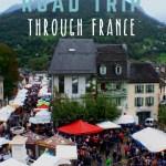 Outdoor Adventure Road Trip Through France