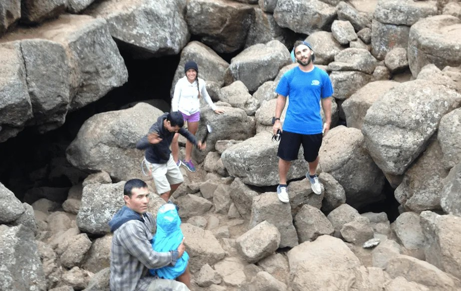 Flagstaff Lava Tube, Arizona, best hikes for young kids