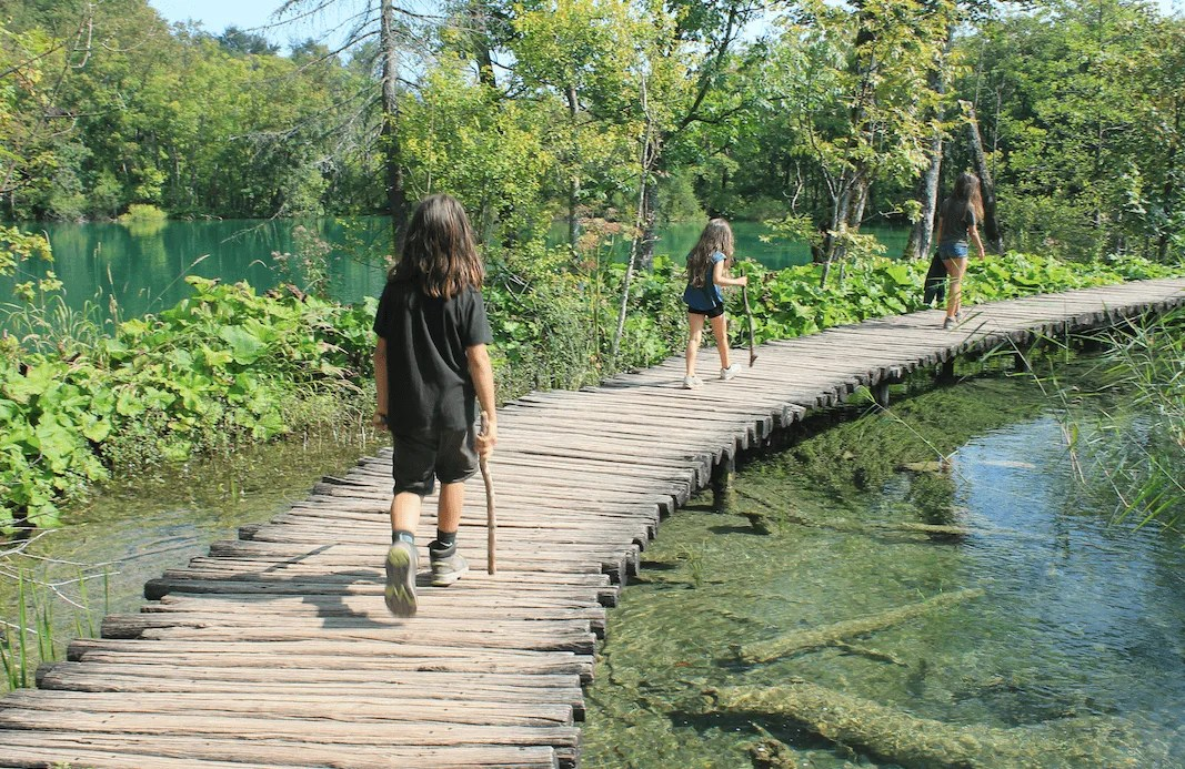 Plitvices National Park Croatia, 5 Best Destinations In Croatia