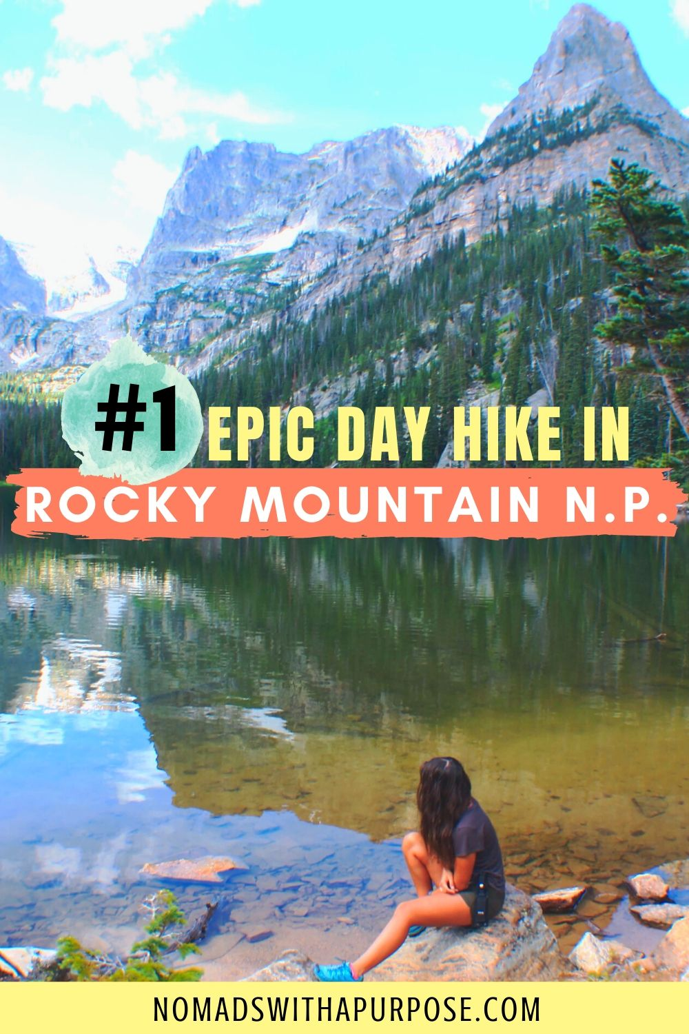 Best Day Hike In Rocky Mountain National Park
