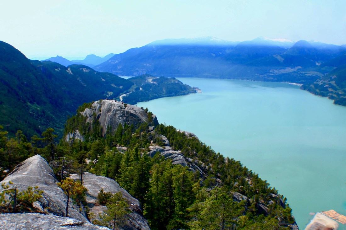 Best Hikes in the World- The Chief