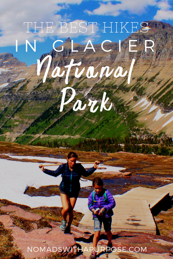 the best hikes in glacier national park: Easy, moderate, and strenuous day hikes