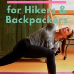 best yoga poses for hikers and backpackers