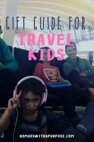 gift guide for travel kids