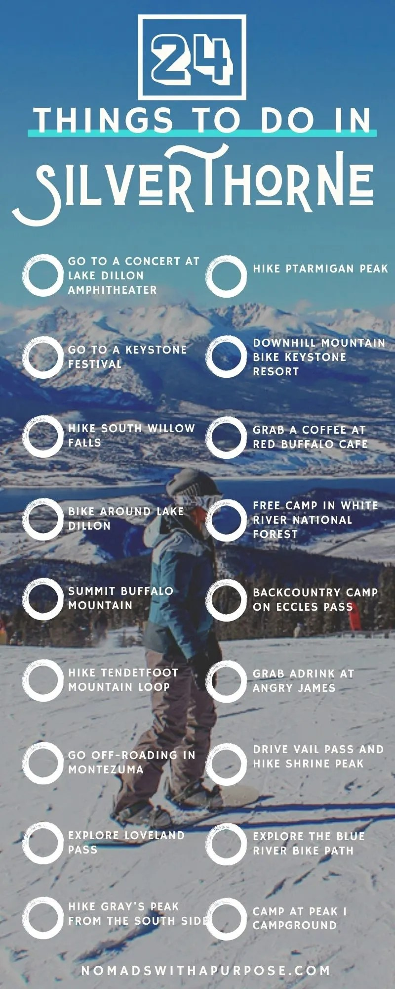 Things to do in Silverthorne