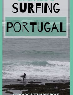 Surfing Portugal guide