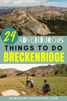 Things to do in Silverthorne breckenridge