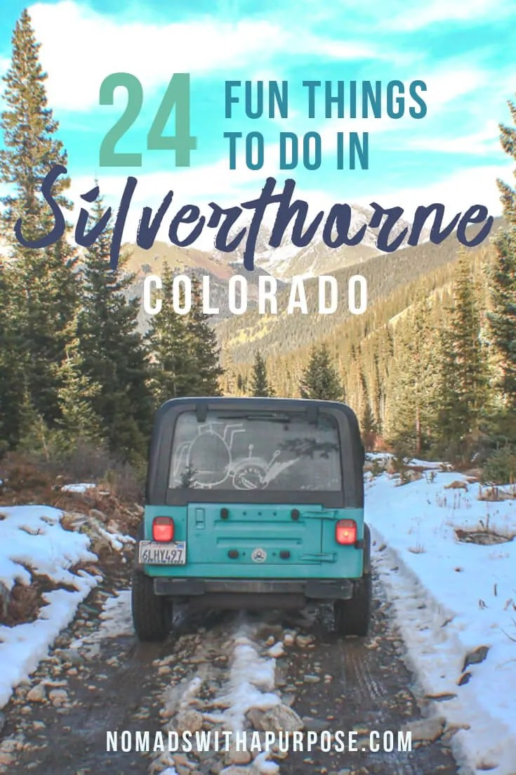 24 fun things to do in Silverthorne, Colorado 2