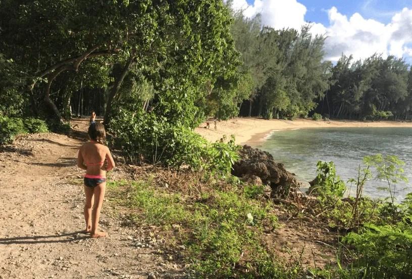 Kawela bay, outdoor adventure Oahu