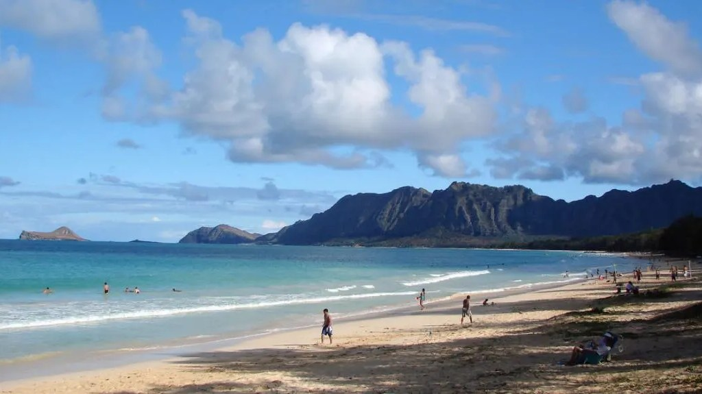 Bellows Beach, Camping Hawaii: Ultimate Guide to Visiting Hawaii on a Budget