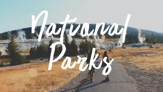 Adventure Travel Destinations, National Parks