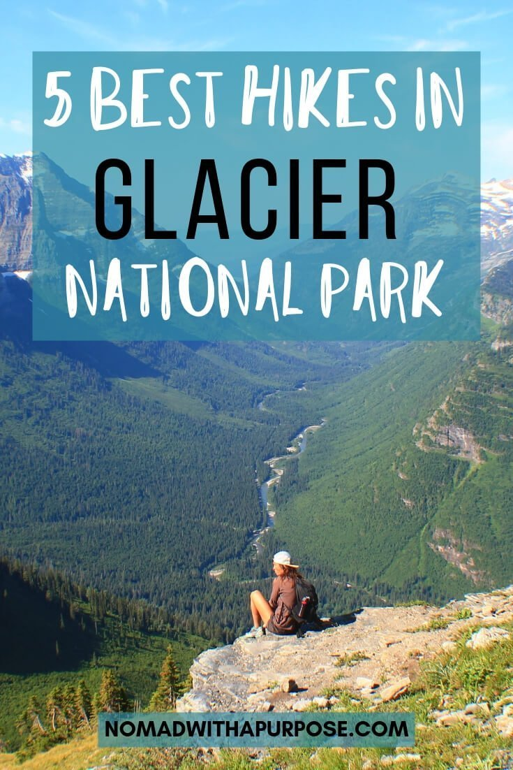 Best hikes in Glacier National Park