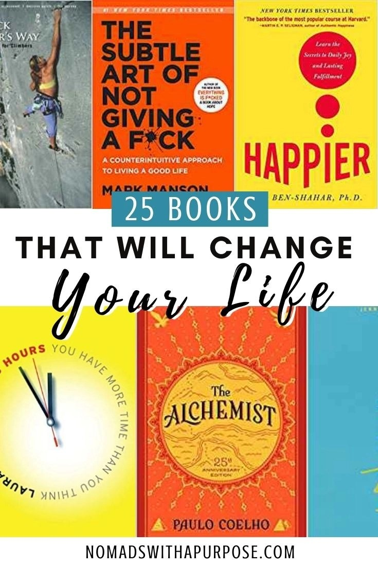 25 Books That Will Change Your Life