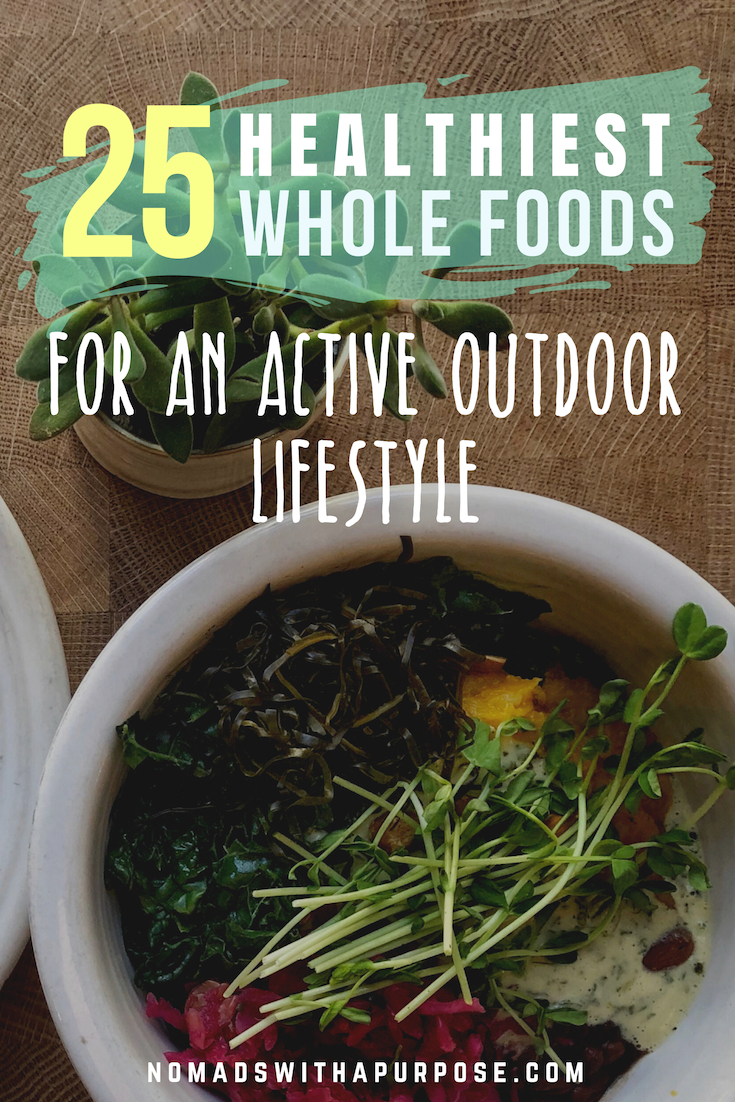best foods for active lifestyle + healthy gut