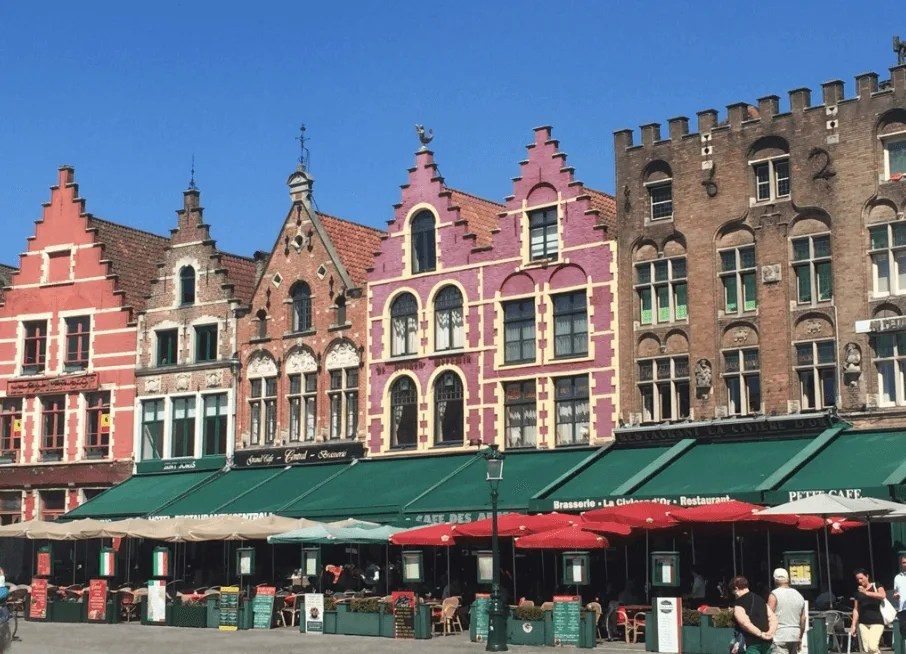 Bruges, Best Europe Itinerary, Belgium Netherlands Itinerary