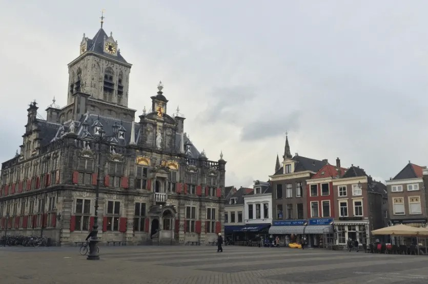 Haarlem, Best Europe Itinerary, Belgium Netherlands Itinerary