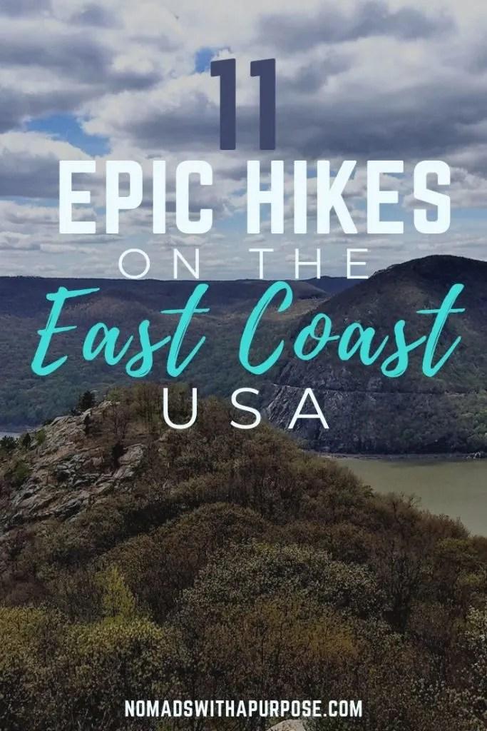 Best East Coast Hikes