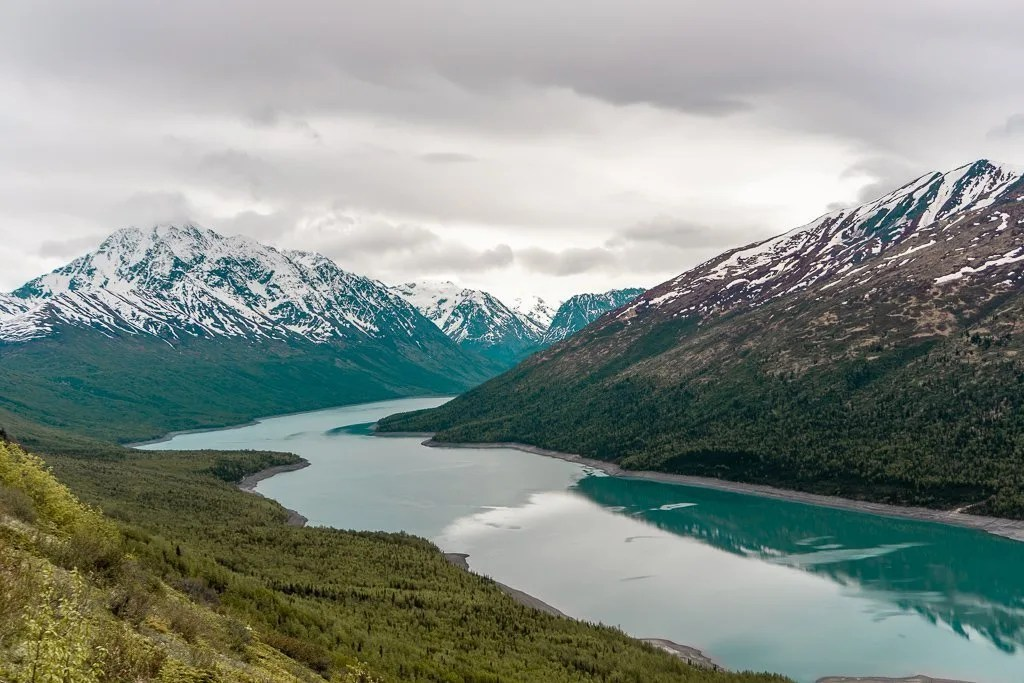 Eklutna Lake Ovelrook, Things to do in Anchorage