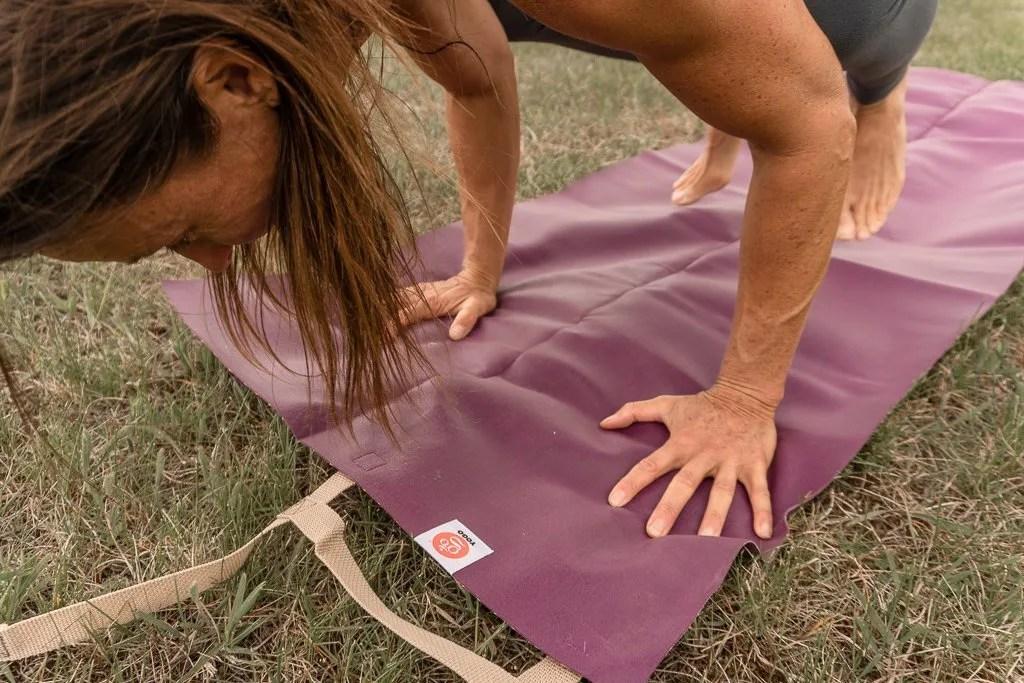 Best Travel Yoga Mat: YOGO Review