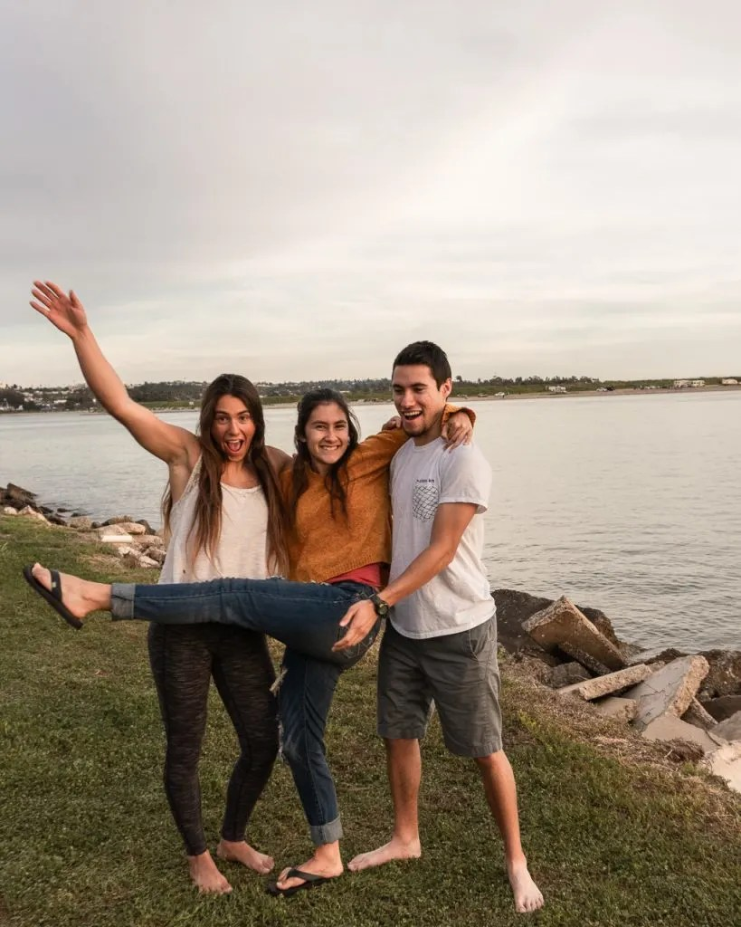 Worldschooling teenagers