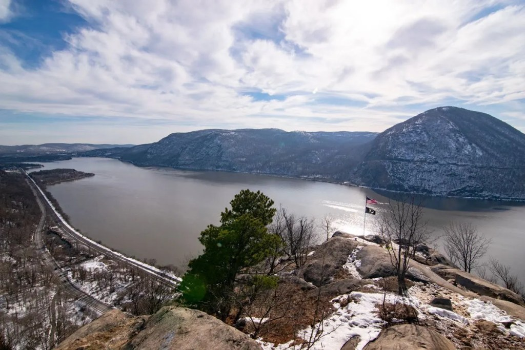 Breakneck Ridge in Hudson Valley, Hikes on the east coast