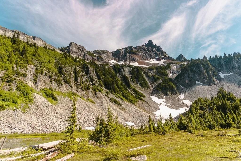Meadows of Mount Rainier, Tips for visiting Mount Rainier