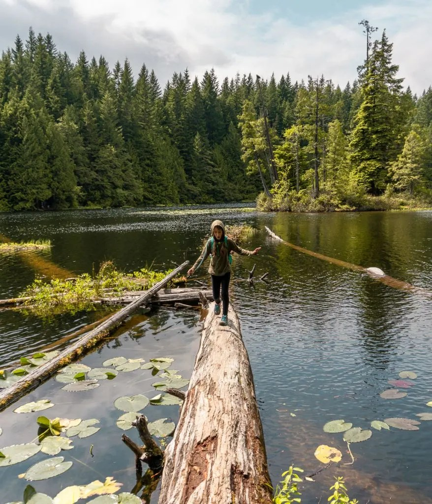 Alice Lake, Squamish, Camping,
