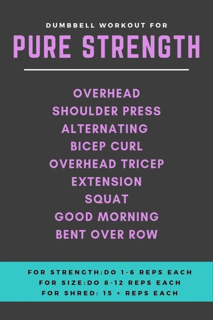 Pure Strength Travel Workout Pin