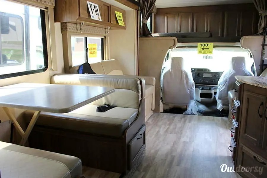 Anchorage RV Rentals, 2019 Gulf Stream Conquest