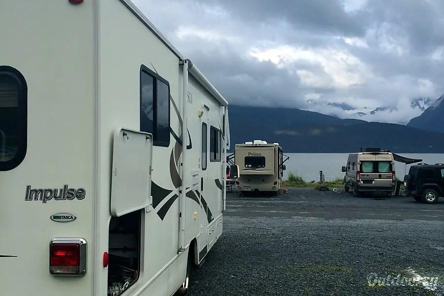 Anchorage RV Rentals, 2007 Itasca