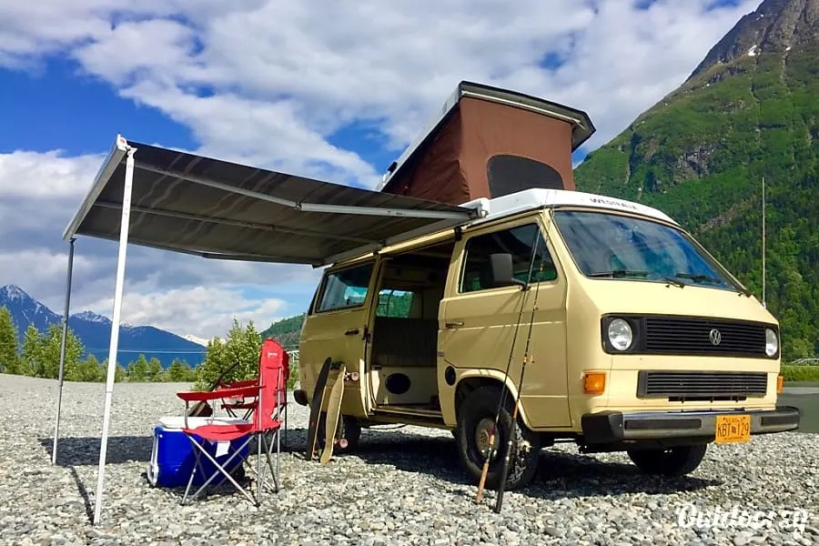 Anchorage RV Rentals, Volkswagon 1983