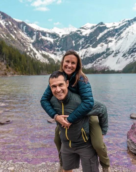 how to make a relationship last- glacier national park