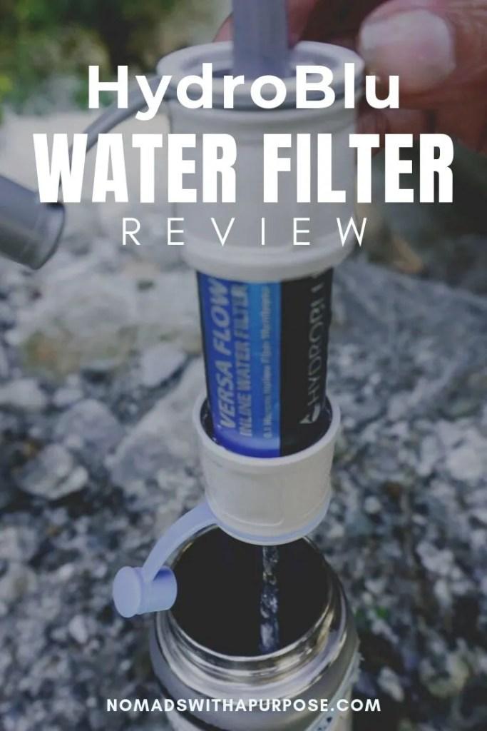 Hydro Blu Water Filter Pin