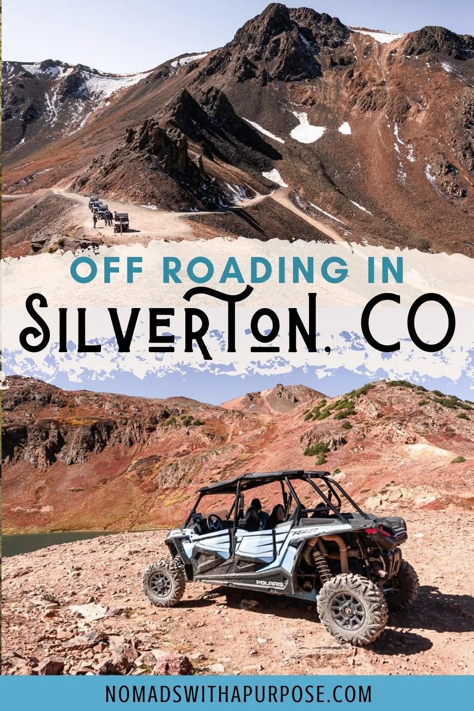 Million Dollar Highway Silverton Off Roading