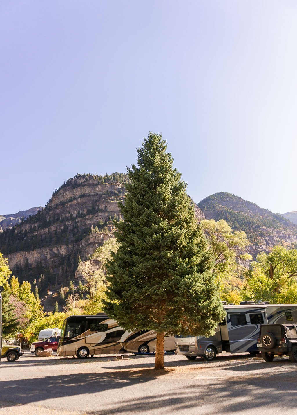Ouray camping, Colorado, things to do