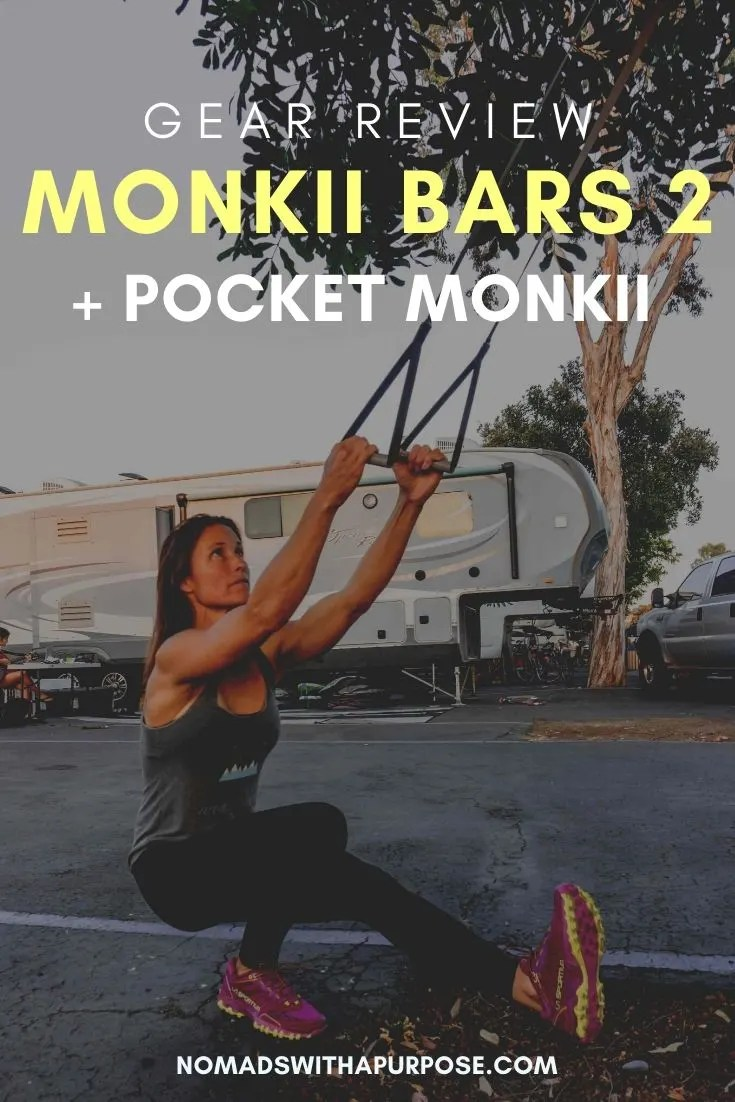 Monkii Bars 2 and Pocket Monkii Review