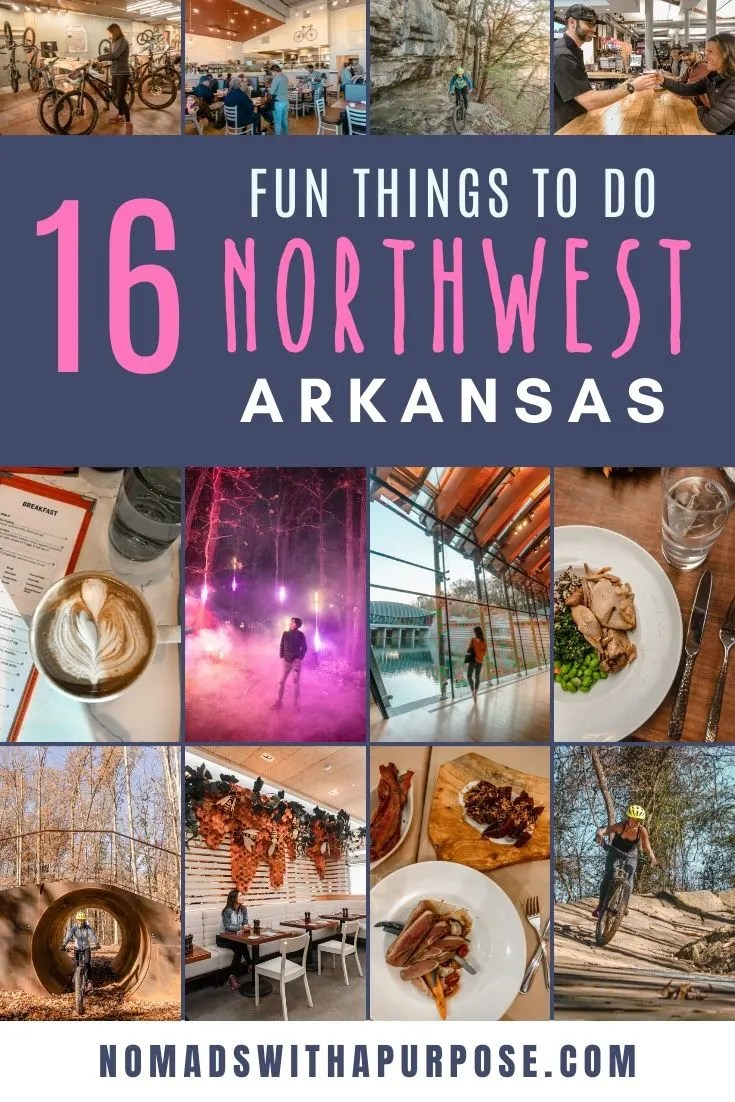 16 fun things to do in Northwest Arkansas