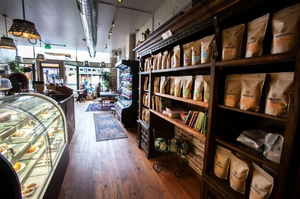 Hermosa Coffee Roasters in Durango, Things to do, Colorado