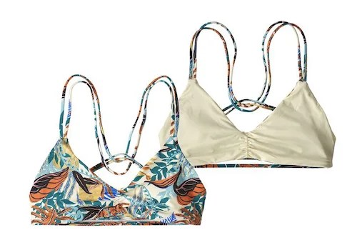 Patagonia bikini for hawaii