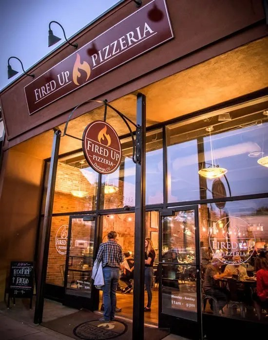 fired up pizzeria, Durango, Colorado, things to do