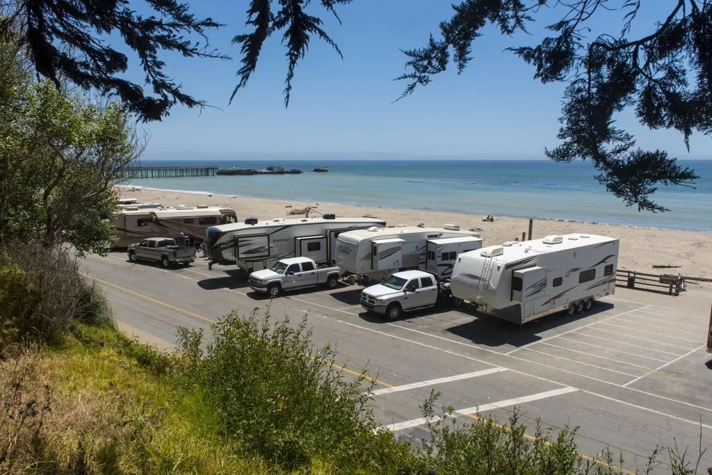 Sea Cliff SB, California's Best Campgrounds