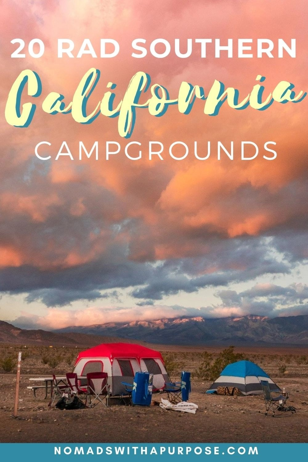 20 Rad Southern California Campgrounds