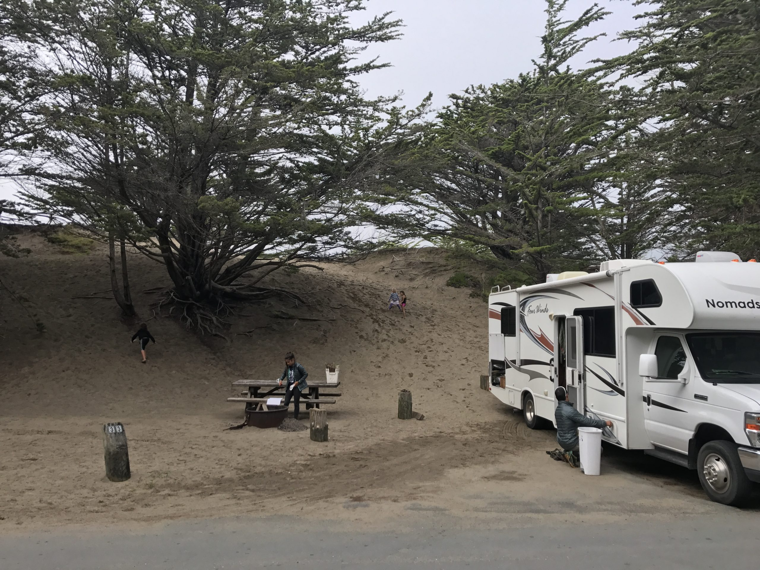 Bodega Bay, Best Campground California