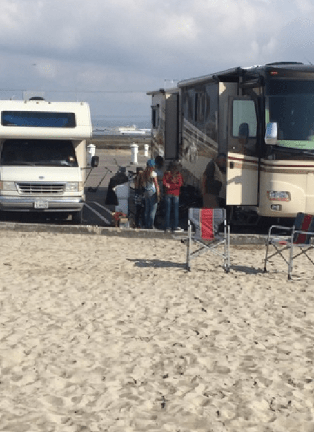 Silver Strand State Beach, California Best Campground