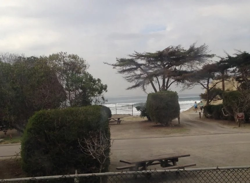 San Elijo, Best Campground California
